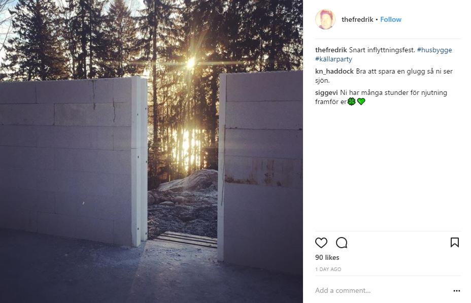 Hashtags på Instagram