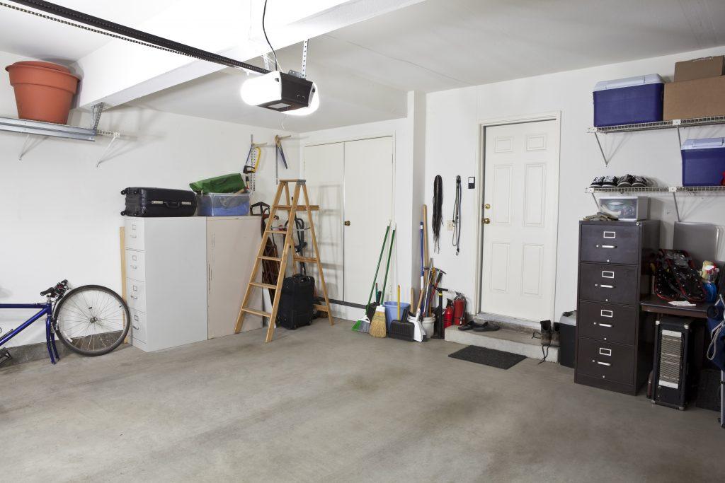 maxa utrymmet i garaget