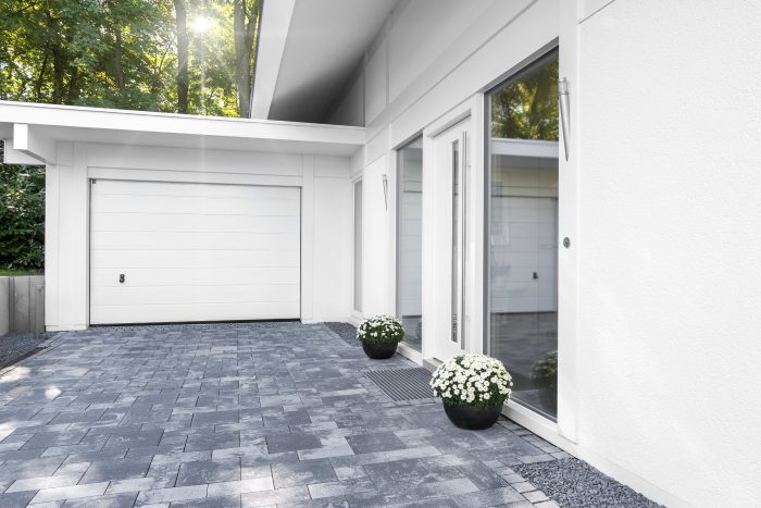 bygga garage kostnad
