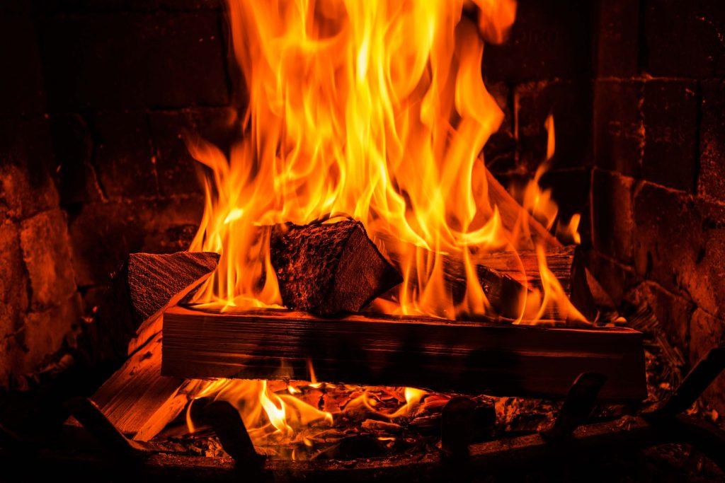 Brandsläckare pulversläckare