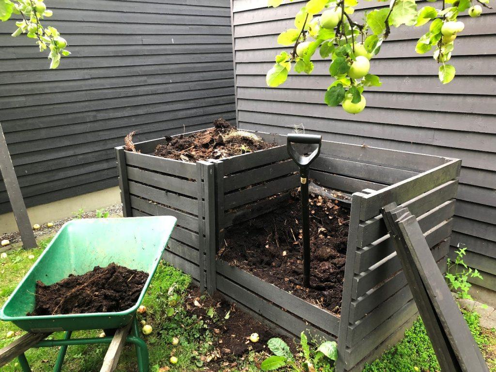 Öppen kompost